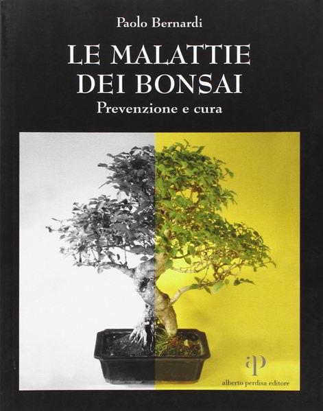 libro malattie bonsai